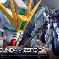 BANDAI 1/144 RG Wing Gundam Zero EW