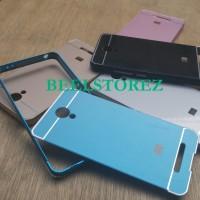 bumper iphone style Xiaomi redmi note 2 hard back metal case cover