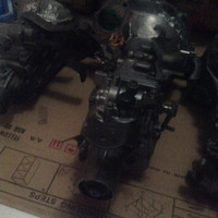 gear box suzuki carry extra st200