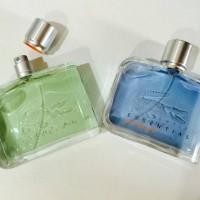 Parfum ORIGINAL non box BERGARANSI Lacoste Essential Sport