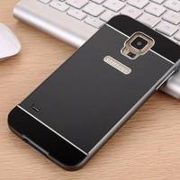 Samsung Galaxy S5 Bumper Aluminium Metal With Back Hard Case Cover