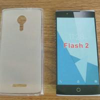 harga Alcatel Flash 2 Case - Silicone Softcase Transparan Tokopedia.com