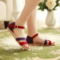 harga Sepatu Sandal Wanita Flatshoes Flat Shoes Teplek Casual Murah PSSH07 Tokopedia.com