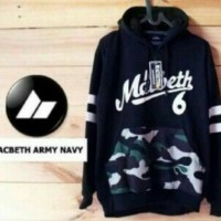 Macbeth Army Men's Jacket