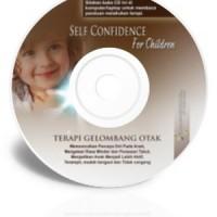 CD terapi gelombang otak Self Confidence for Child - Percaya diri anak