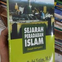sejarah peradaban islam by badri yatim