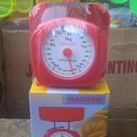 harga Timbangan Kue 5 Kg Nagako Tokopedia.com