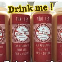 Thai Tea Drinkme!