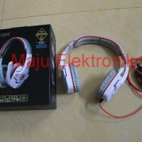 Headset Strereo Sades SA708