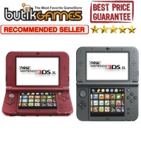 New Nintendo 3DSXL CFW + Micro SD 32GB