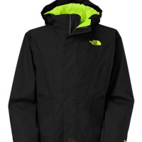 The North Face Boy's Boundary Triclimate Jacket, color Black