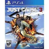 Kaset Game PS4 Just Cause 3