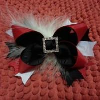 Jepit Santa - Hairclip / Jepit / Headband - Akseso