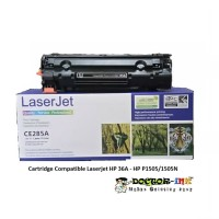 Cartridge Toner Laserjet Compatible HP 36A - HP P1505/1505N - Grade A