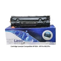 Cartridge Toner Laserjet Compatible HP 83A - HP Pro M127Fn