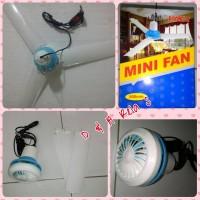 Mini Fan Kipas Gantung Kecil 500mm 8 watt