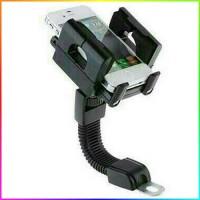 Universal Motorcycle Mount Holder Sepeda Motor utk Smartphone / GPS