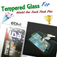 harga Tempered Glass Alcatel One Touch Flash Plus Tokopedia.com