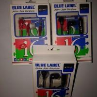Headset ARMY BLUELABEL