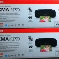 Printer Inkjet Canon Pixma iP2770 Garansi Resmi iP 2770 iP-2770
