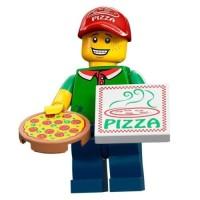 LEGO Minifigures Series - Pizza Delivery Guy Minifigure Seri 12 #11