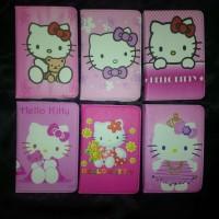 "Sarung Buku Gambar Samsung Galaxy Tab 2 7"" P3100 seri Hello Kitty"