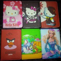 HOT!! Buy 1 Get 1! Sarung Buku Gambar Samsung Galaxy Tab P3100