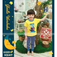 Baju Tidur Piyama Anak Gw Celana Panjang Gw-129h