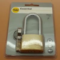 harga Gembok 50mm Leher Panjang Merk Yale Model Essential Tokopedia.com