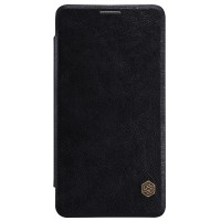 harga Nillkin Qin Leather Case - Microsoft Lumia 950 (Black) Tokopedia.com