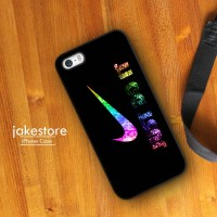 iPhone Case 4 4s 5 5s 5c 6 6s Plus Nike Just Do it Colorfull