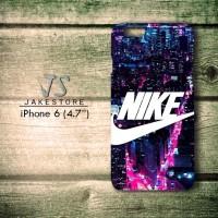 iPhone Case 4 4s 5 5s 5c 6 6s Plus Nike City Wallpaper