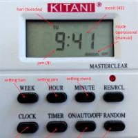 harga Cara Pakai Stop Kontak Timer Digital On Off Alat Listrik Programmable Tokopedia.com