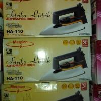 Setrika Listrik Maspion HA-110 / HA 110 / HA110