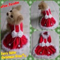 harga Baju Kostum Natal Helter Anjing Kucing Anak Betina Christmas Clothes Tokopedia.com