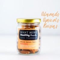 Want More Healthy Snack - Homemade, enak dan sehat untuk cemilan diet
