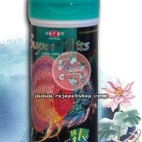 harga MAKANAN IKAN / FISH FOOD HAI FENG DISCUS SUPER BITS GREEN GROW 80GR Tokopedia.com