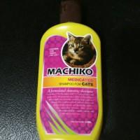 Shampo Medicated untuk kucing anti Jamur MACHIKO