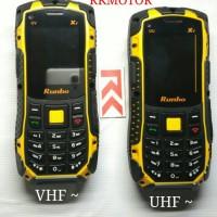 harga HP OUTDOOR RUNBO X1 BISA WALKIE TALKIE JARINGAN VHF Tokopedia.com