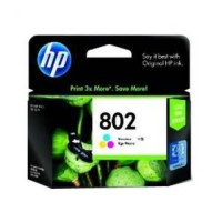 Original Cartrdige - HP - HP 802 Colour (3x Value)