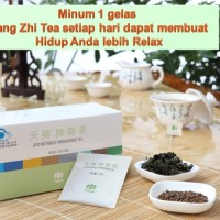 Teh detox | Green tea Tiens alami herbal