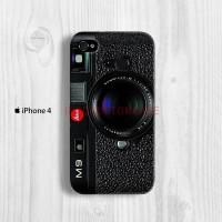 Camera Leica M9 iPhone 4 Custom Hard Case