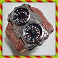 harga Diesel Owl Doubletime Kulit Darkbown | Jam Tangan Rolex Swiss Army Tokopedia.com