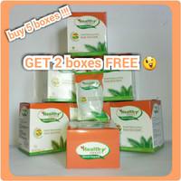 Healthy Sweet paket 1 bulan (obat diabetes alami, herbal, gula darah)