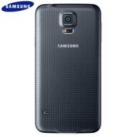 Casing Belakang / Tutup Baterai Samsung Galaxy S5 Original - Black