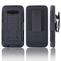 harga High Impact Armor Cover Casing Case + Belt Holster Samsung Galaxy A3 Tokopedia.com