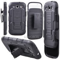 harga High Impact Armor Cover Casing Case + Belt Holster Samsung Galaxy S3 Tokopedia.com