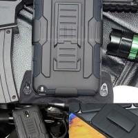 harga High Impact Armor Cover Casing Case Belt Holster Samsung Galaxy Note 3 Tokopedia.com