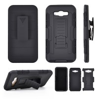 harga High Impact Armor Cover Casing Case + Belt Holster Samsung Galaxy A8 Tokopedia.com
