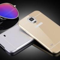 harga Metal Bumper Frame Slide Hard Back Case Casing Cover Samsung Galaxy S5 Tokopedia.com